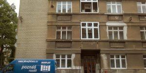 Dodání a montáž oken